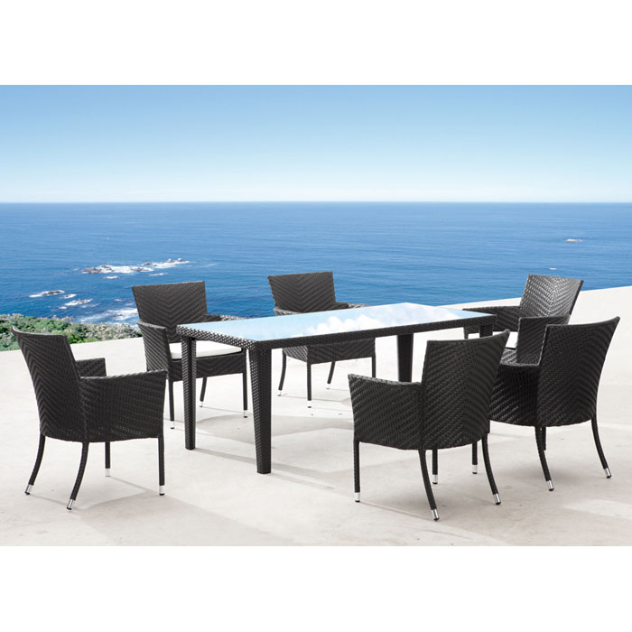Cavendish Rectangular Table - ZM-701355