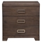 Savannah Bedroom Set - Pecan - ALP-1100-BED-SET