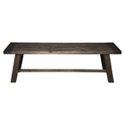 Newberry Bench - Salvaged Gray