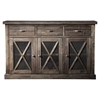 Newberry Sideboard - Salvaged Gray