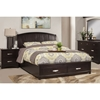 Madison Bedroom Set - Dark Espresso