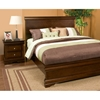 Chesapeake Panel Bed with Nightstands