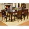 Lakeport 7-Piece Dining Set with Extension Table - ALP-551-7PC-DINING-SET