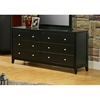 Vista Six Drawer Dresser