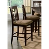 "Montego Bay 25.5"" Counter Stool - Cappuccino Cushion"
