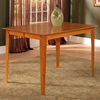 Montreal 54 x 54 Contemporary Pub Table w/ Butterfly Extension