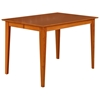 Shaker 54 x 54 Pub Table w/ Butterfly Leaf Extension