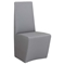 Cynthia Side Chair - Faux Leather, Gray (Set of 2) - CI-CYNTHIA-SC-GRY