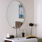 Modern Frameless Wall Mirror - SSM1033