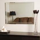 Super Modern Frameless Wall Mirror - SSM1102