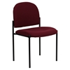 Stackable Side Chair - Burgundy