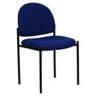 Stackable Side Chair - Navy