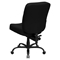 Hercules Series Big and Tall Executive Office Chair - Swivel, Black Fabric - FLSH-WL-735SYG-BK-GG