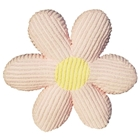 Daisy Pillow in Chenille Pink