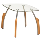 Erica End Table - Beech