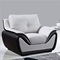 Bryson Sofa Set in Gray and Black - GLO-U3250-R6U6-GR-BL-M-SET