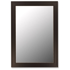 Clancy Rectangular Bevel Mirror - Made in USA