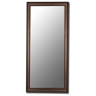 Inglebert Rectangular Bevel Mirror in Copper - Made in USA