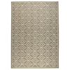 Amiya Hand Tufted Wool Rug in Beige