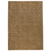 Amiya Hand Tufted Wool Rug in Brown