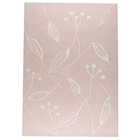 Helena Hand Tufted Wool Rug in Pink