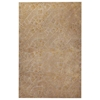 Holda Brown and Grey Hand Tufted Wool Rug