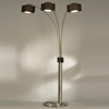 Squeeze 3-Light Arc Lamp