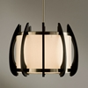 Arito Large Pendant with Drum Shade