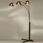 Craftsman 3-Light Arc Lamp