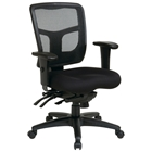 Pro-Line II ProGrid Mid Back Multi Function Managers Chair