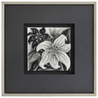 Shades of Gray I Wall Art - Metal Frame, Square