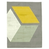 Cubizzmo No.3- Beige & Yellow Rug