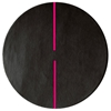 Lightsonic - Charcoal & Rouge Red Rug