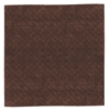 Quiet nights - Dark Brown Rug