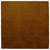 Square Samba Contigo - Burnt Orange Rug
