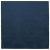 Square Samba Contigo - Denim Blue Rug