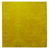 Square Samba Contigo - Yellow Rug