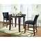 Granite Bello 3 Piece Counter Set with Round Table Top - SSC-MG600-3PC