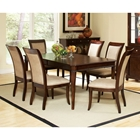Marseille 7 Piece Dining Set with Extending Table