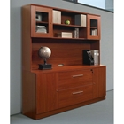 Pro X 63-Inch Credenza with Hutch