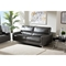 Vogue Bonded Leather Sofa - Pewter Gray - WI-1281-DU8145-SF