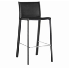 Berlin Black Modern Bar Stools