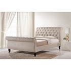Antoinette Bed - Button Tufted