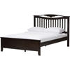 Seconique Full Platform Bed - Wenge