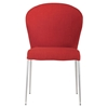 Oulu Dining Chair - Tangerine