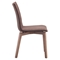 Orebro Dining Chair - Tufted, Tobacco - ZM-100070