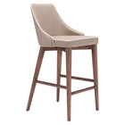 Moor Counter Chair - Beige