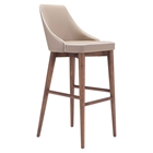 Moor Bar Chair - Beige