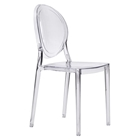 Specter Dining Chair - Clear
