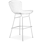 Bertoia Inspired Wire Bar Chair